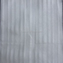 Hotel 100% polyester fabric organdy embroidery fabric