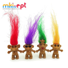 Cute mini baby Indian trolls doll with high quality
