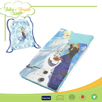 BSB1304B factory sale double wide adult anime sleeping bag, ultralight sleeping bag for adult