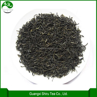 China supplier organic certified slim green tea loose leaf