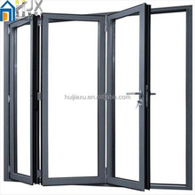 Aluminium Alloy Standard Glass Sliding Stacking Style windows doors price