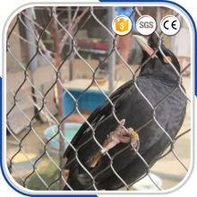 zoo metal protective monkey enclosure mesh bird nets