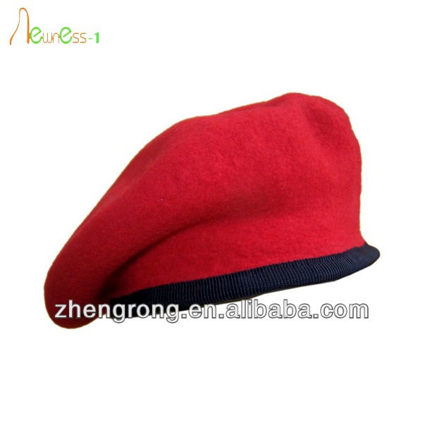 2014 fashion Female Military Army Beret