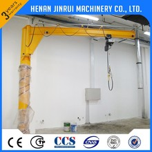 China Manufacturer Ship/Boat/Marine Luffing 10 Ton Fly Jib Crane For Sale