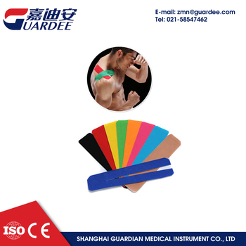 Excellent hot sale cotton kinesiology tape