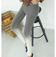 d81953f 2015 latest design tights pants fashion slim legging jeans for women