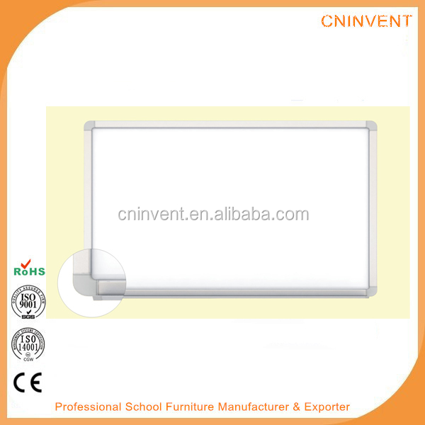 High quality magnetic whiteboard for classroom and office