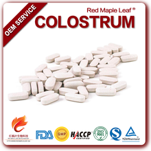 Functional foods IgG Colostrum Milk Tablets for Boost immunity