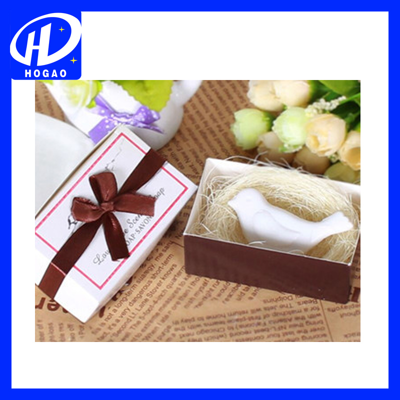 Wedding decoration a pleasant smell inseparable king bird soap,hotel soap,hand soap