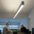 Seamless connection led linear light with 80w 2400mm length