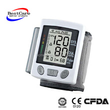 Health Care Automatic Digital Wrist watch Blood Pressure Monitor Meter
