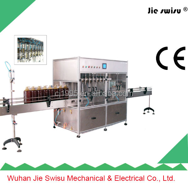 factory price automatic cooking oil/vegetable oil filling machine