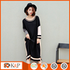 New hot high quality women knitted cardigan sweater dress
