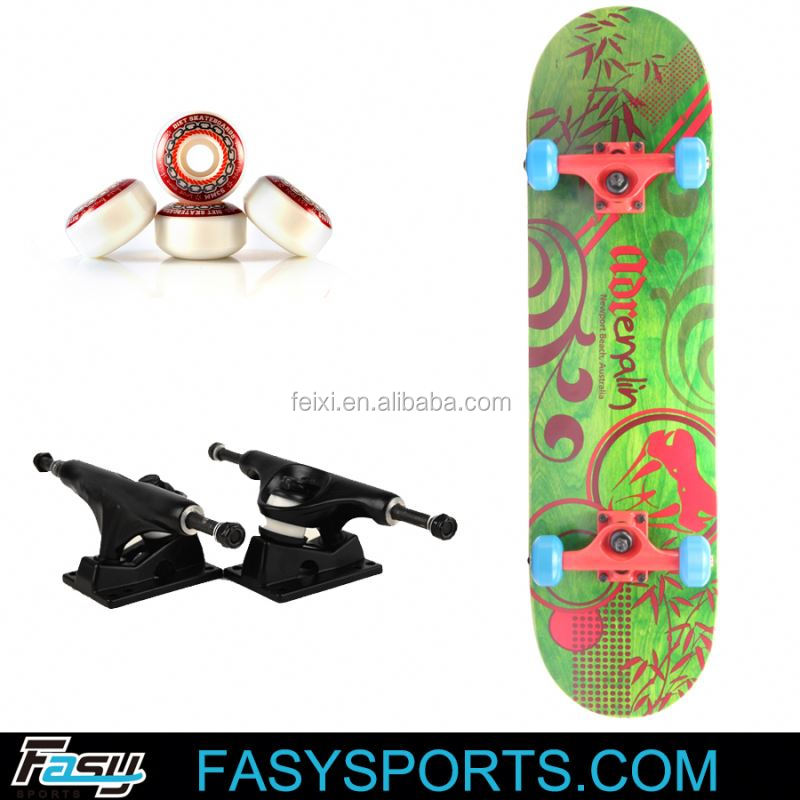 nice design long skateboard skateboard truck tools cruiser skateboard colorful