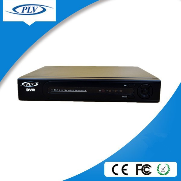 remote control play back video audio 4ch 720P 960P poe NVR
