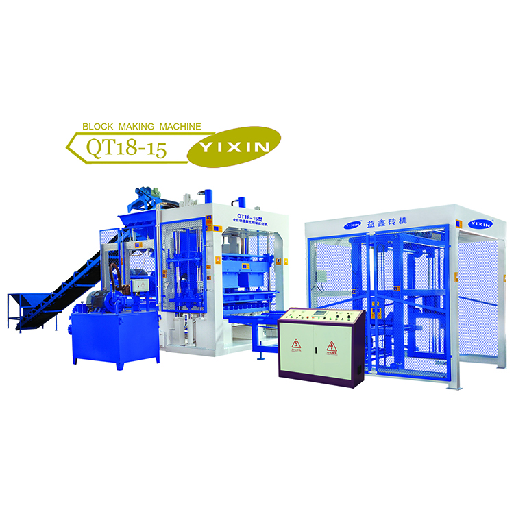 Fly Ash Brick Making Machine In India Price Automatic Cement Block Making Machine