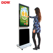 Experienced Manufacturer 55 inch wifi kiosk karaoke android interactive advertising display