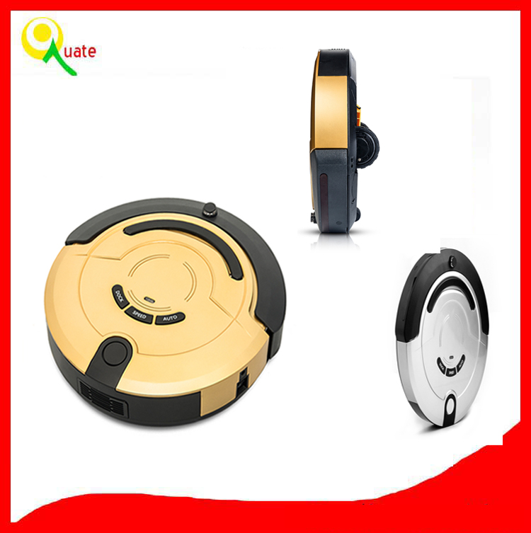 2017 High quality Home Appliance Wet And Dry Smart Robot Vacuum Cleaner