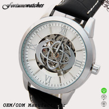 Newest japan movt oem automatic wristwatch for man