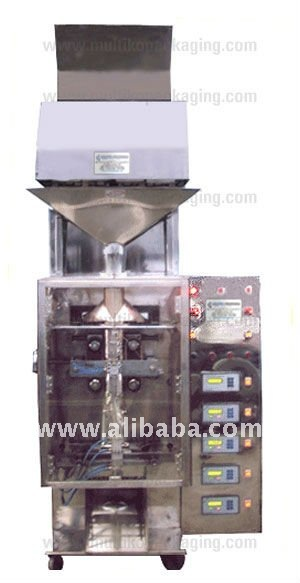 Whole grain pulses rice packing machine