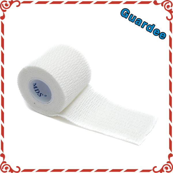 Best boxing companion 100% cotton Elastic Adhesive Bandage (EAB) for boxing hand wrap with CE FDA and ISO certificate
