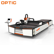 Best Price CNC Cut 6mm 8mm 10mm Carbon Steel Stainless Steel Sealed Laser Cutting Machine
