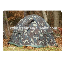 NEW Camo 3 Camping Hunting Blind Tent