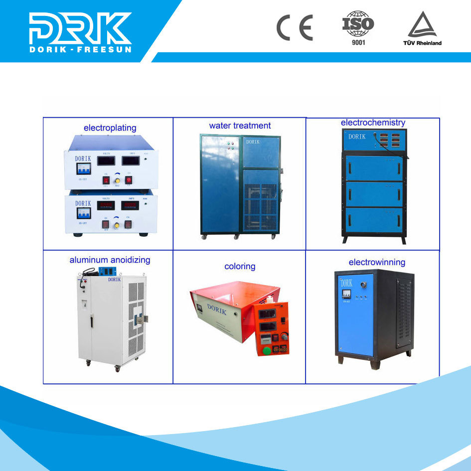 Security reliable operation rechargeable power supply