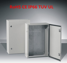 TIBOX Waterproof metal enclosure IP66 Custom Battery Box, Sheet Metal Enclosures for Electrical, aluminum pcb enclosure
