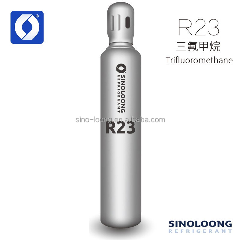 Low Temperature refrigerant <strong>R</strong>-23 used below -40 F to -<strong>100</strong> F