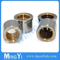 bimetal guide bushes, guide bushes, oil groove guide bushes