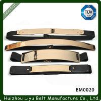 Fashion Design Gold Metal Waist Belt for Women Lady