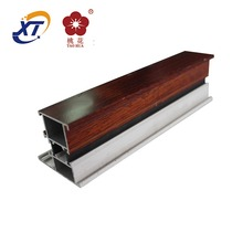 Customized USA Style Wood Interior Aluminum Exterior Awning glass Windows in standrad size Up to 4' wide and 4' high