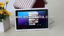 ZX-MD7001 7 inch android mid gastric tablet pc with front and back camera