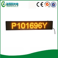 Fast delivery Aluminum p10 led billboard cost