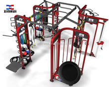 synrgy 360 / Crossfit Rig / Multi gym equipment / Life Fitness remanufactured