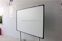 CCD whiteboard with roller