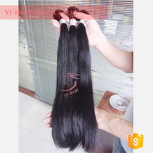 Wholesale 6 inch weaving yaki weave kinky straight hair bundles