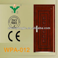 high quality turkey style armored kerala wooden doors
