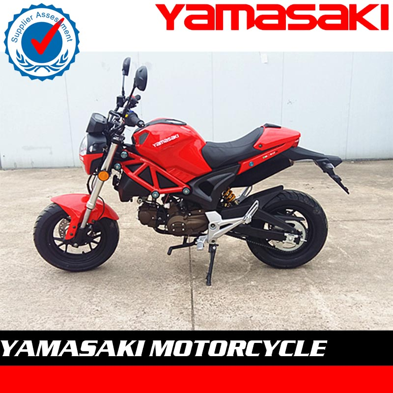 Hot selling 50cc little motorcycle with EEC approved