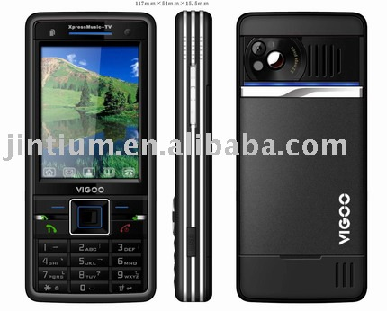 low price Quad band TV cellphone K902