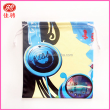 Microfiber Pouch with Drawstring microfiber pouch,logo printed microfiber sunglasses pouch/glasses bag