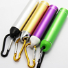 Custom High quality Colourful portable power bank 2600mah with key chain for FREE SAMPLE !