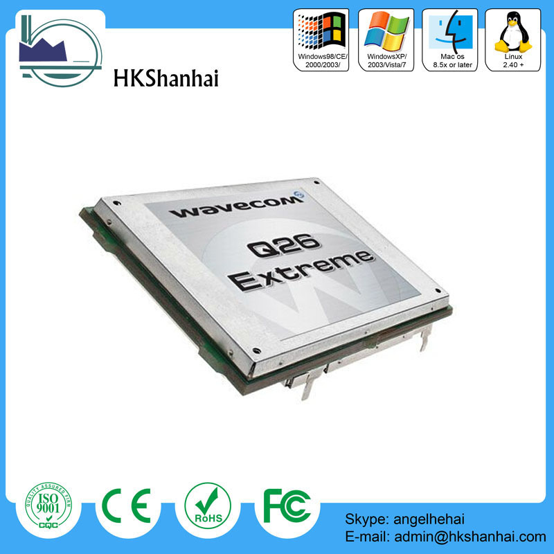 new products 2014 sierra wilreless module/Q26 extreme 2G/3G dual mode module hot sale in China