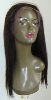 Yaki lace front wig,stock synthetic wig for immediate shipment