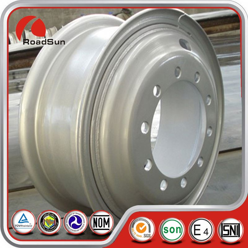 For All Steer Car With Tubeless Steel Wheel Rims