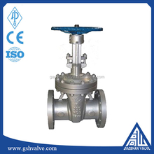 Manual rising API 6A expanding gate valve