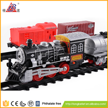With light and music B/O wholesale model train for kids