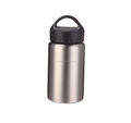 custom logo thermos vacuum flask sport water bottle vacuum insulated stainless steel water bottle with plastic lid