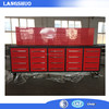 New 2016 Garage 20 Drawers Metal Tool Box/Industrial Used Tool Workbench